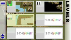 SDK Spriter Levels Menu