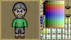SDK Spriter Sprites Screen